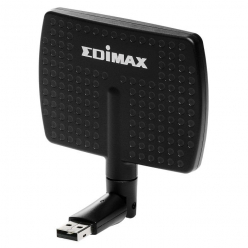 Karta sieciowa Edimax AC600 Dual Band 802.11ac USB adapter, 2,4/5GHz, 5/7dBi direction. antenna