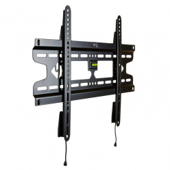 4World Uchwyt ścienny do LCD/PDP 37''- 50'' SLIM EASY FIX max.50kg BLK