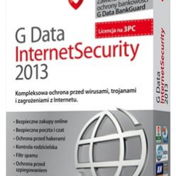 G Data InternetSecurity 2013, 3PC, 1 ROK (GData)