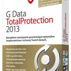 G Data TotalProtection 2013, 1PC, 2 LATA (GData)