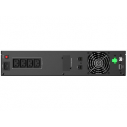 Power Walker UPS  LINE-INTERACTIVE 1200VA RACK19'', 4X IEC OUT, RJ11/RJ45 IN/OUT