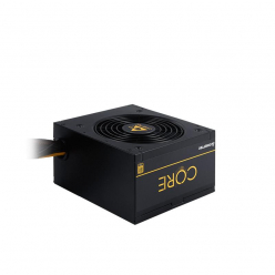 Chieftec zasilacz ATX serii Core - BBS-600S, went. 12cm, 600W, 80Plus Gold, APFC