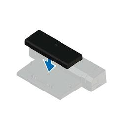 Adapter Dell Latitude E-Docking Spacer