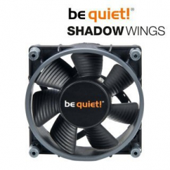 be quiet! wentylator Shadow Wings SW1 80mm Mid-Speed 80x80x25 2000rpm 15,8dB