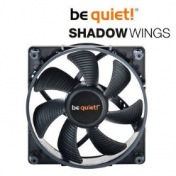be quiet! wentylator Shadow Wings SW1 120mm Low-Speed 120x120x25 800rpm 9,8dB