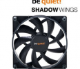 be quiet! wentylator Shadow Wings SW1 140mm Mid-Speed 140x140x25 1000rpm 17,4dB