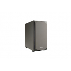 be quiet! Pure Base 500, metallic grey, ATX, M-ATX, mini-ITX case