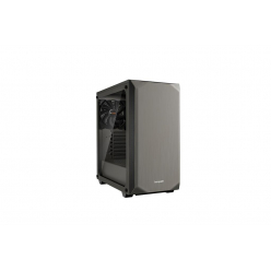 be quiet! Pure Base 500 Window, metallic grey, ATX, M-ATX, mini-ITX