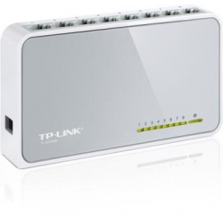 Switch  TP-Link TL-SF1008D 8x10/100Mbps