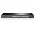Switch  TP-Link TL-SL2428 24-Port 10/100Mbps + 4-Port Gigabit Smart