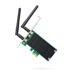 TP-Link AC1200 Wi-Fi PCI Express Adapter, 867Mbps (5GHz) + 300Mbps (2.4GHz)
