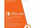Microsoft Office 365 Home Premium, roczna subskrypcja - Online