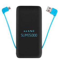 Tablet  Powerbank Kiano  Slim 5000mAh