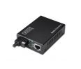 DIGITUS Professional Dwukierunkowy Fast Ethernet Media Converter, RJ45 / SC