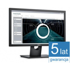 Dell E2218HN 21,5'' (54,61cm) 1920x1080 at 60Hz VGA, HDMI 5YPPG- po testach
