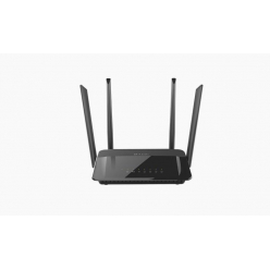 Router D-Link Wireless AC1200 Dual Band Gigabit Router with external antenna