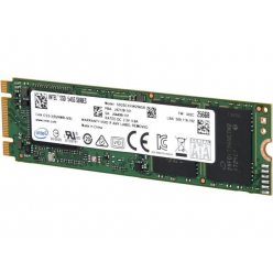 Dysk SSD   Intel 545s Series 256GB, M.2 80mm SATA 6Gb/s, 3D2, TLC