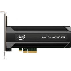Dysk SSD   Intel Optane  900P Series 480GB, 1/2 Height PCIe x4, 3D Xpoint