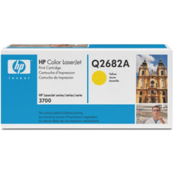 Toner HP yellow | 6000str | ColorLaserJet3700