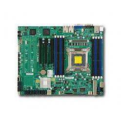 "UP, Xeon E5-2600/1600 processors, C602 chipset, ATX (12"" x 9.6""), Cost-efficient"