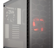 Corsair obudowa Crystal Series 460X   Tempered Glass, Compact ATX Mid-Tower