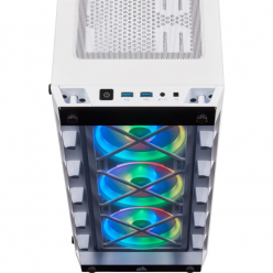 Obudowa  Corsair iCue 465X RGB Mid Tower ATX Smart Case 3xLL120 RGB