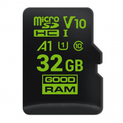 GOODRAM Karta Pamięci Micro SDHC 32GB Class 10 UHS-I A1 android