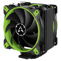 Arctic Freezer 33 eSport Edition - Green, CPU cooler, s.1151,1150,1155,1156,AM4