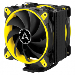 Arctic Freezer 33 eSport Edition - Yellow, CPU cooler, s.1151,1150,1155,1156,AM4