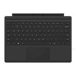 Microsoft Type Cover with Keyboardr for Microsoft Surface Pro 4/5  Black