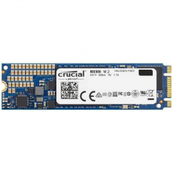 Dysk SSD   Crucial MX500 M.2 TYPE 2280  500GB (Read/Write) 560/510 MB/s