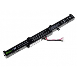 Bateria Green Cell A41-X550E do Laptopa Asus F550D F550DP F750L R510D R510DP X55