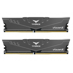 Pamięc Team Group Vulcan Z DDR4 8GB 2x4GB 3000MHz CL16 1.35V XMP 2.0 szara