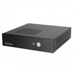 Obudowa  Akasa Mini ITX Cypher Super Compact THIN VESA mountable