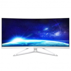 Monitor  Philips 349X7FJEW 00 34'' panel-VA; 2xHDMI; głośniki