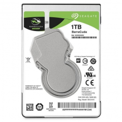 Dysk HDD  Seagate BarraCuda, 2.5'' 1TB SATA/600 7200RPM 128MB