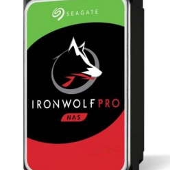 Dysk Seagate IronWolfPro, 3.5'', 4TB, SATA/600, 7200RPM, 256MB cache