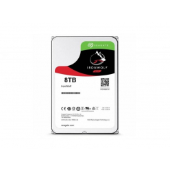 Dysk Seagate IronWolf, 3.5'', 8TB, SATA/600, 7200RPM, 256MB cache