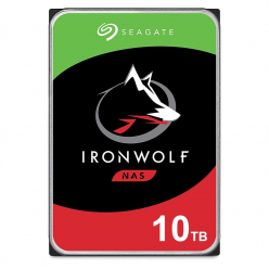 Dysk Seagate IronWolf, 3.5'', 10TB, SATA/600, 7200RPM, 256MB cache