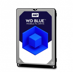 Dysk HDD  WD Blue, 2.5'', 1TB, SATA/600, 5400RPM, 8MB cache, 7mm