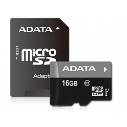 ADATA memory card SDHC 10/50MB/s 16GB
