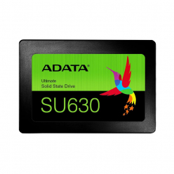 Adata SSD Ultimate SU630 960GB SATA 6Gb/s R/W Up to 520/450MB/s, black