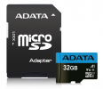 ADATA Premier 32GB MicroSDHC/SDXC UHS-I Class 10 with Adapte Up To 85MB/s