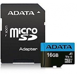 ADATA memory card SDHC 85/10 MB/s 16GB