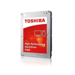 Dysk HDD  Toshiba P300 HDD 3,5'', 500GB, SATA3, 64MB cache, 7200RPM, BOX