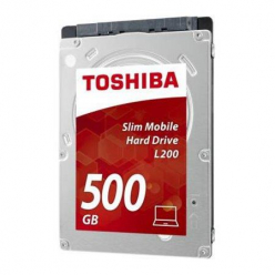 Dysk HDD  Toshiba L200, 2.5'', 500GB, SATA/300, 5400RPM, 8MB cache, BOX