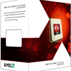 Procesor    AMD FX-4300, socket AM3+, 64bit, 3,8GHz, 95W, cache 8MB, BOX