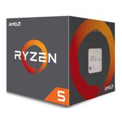 Procesor AMD Ryzen 5 1400, Quad Core 3.20GHz, 8MB, AM4, 65W, 14nm, BOX