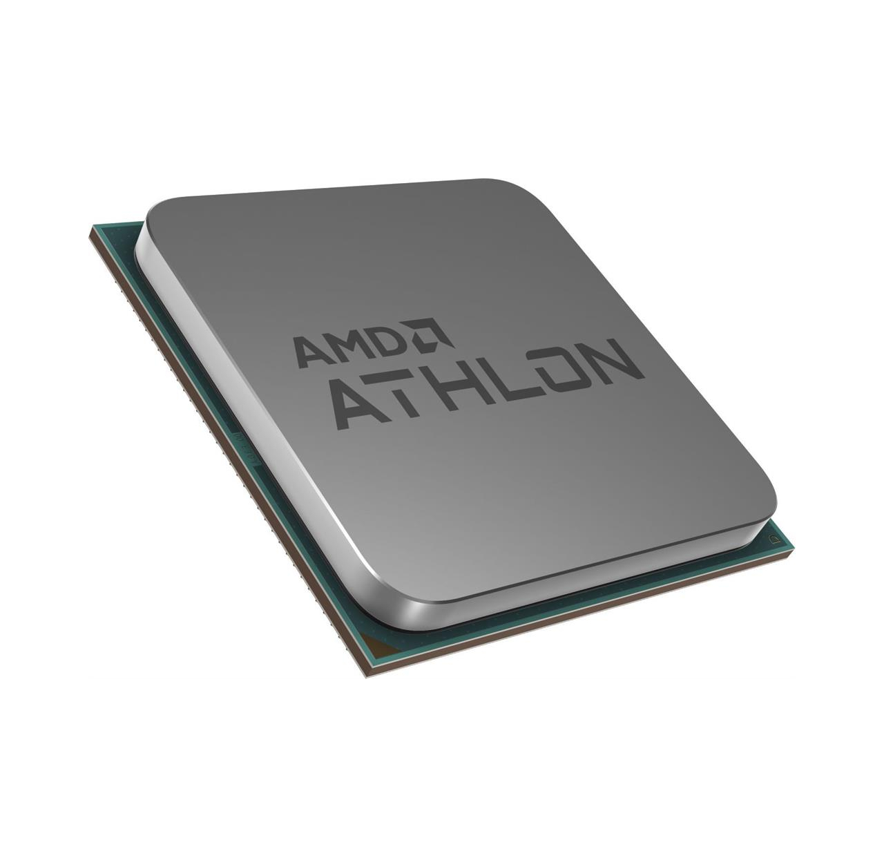 Procesor AMD Athlon 200GE, 2C/4T, AM4, 3.2GHz, box, Radeon Vega Graphics
