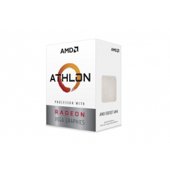 Procesor AMD Athlon 220GE Radeon Vega Graphics 3.4GHz 5MB 35W AM4 box